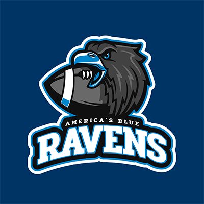 Football Mascot Sports Logo Maker
