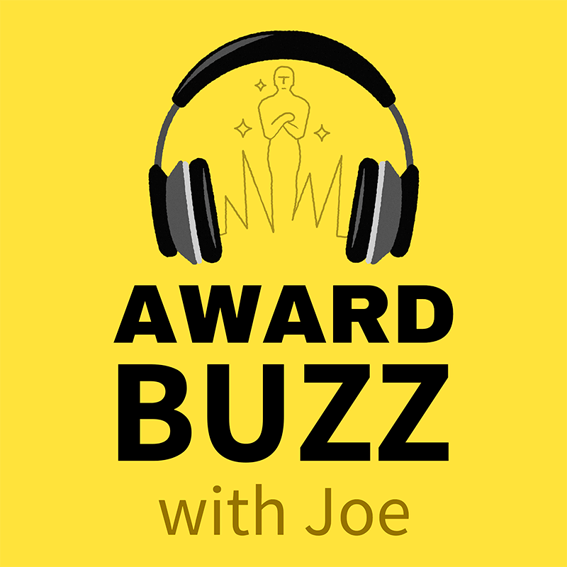 Podcast Cover Generator With An Oscar Statuette
