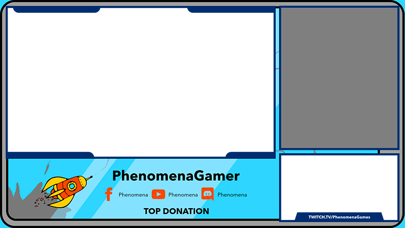 Among Us Inspired Twitch Overlay Generator For A Live Gaming Channel