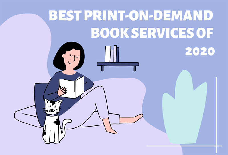 Best Book Print-On-Demand Services on 10 - Placeit Blog