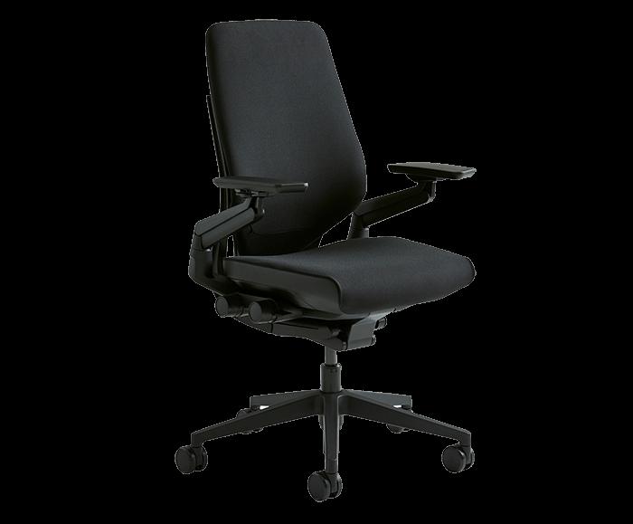 Gesture Chair Hero