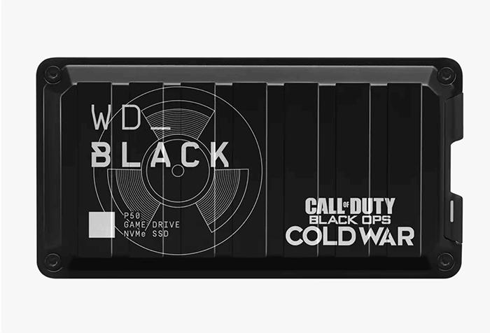 Western Digital Call Of Duty Black Ops Ssd