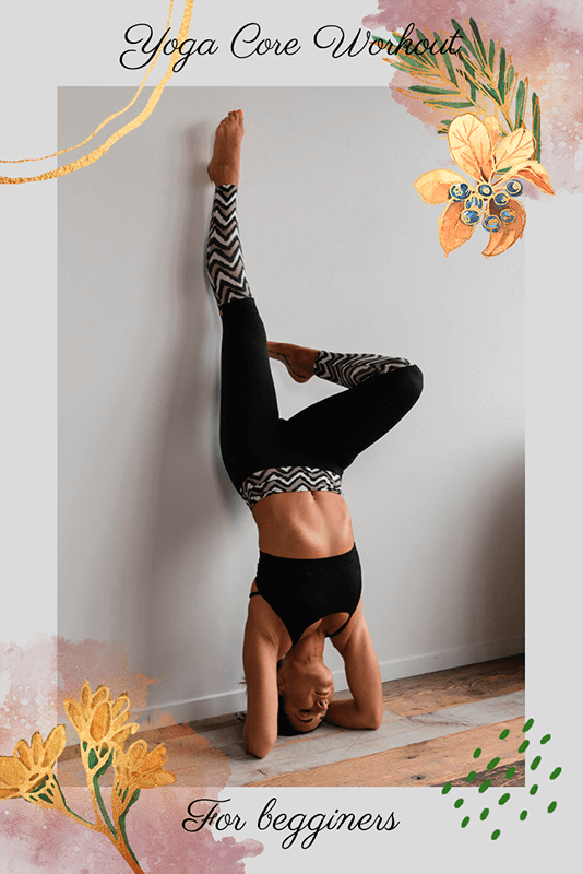 Pinterest Pin Maker With A Sporty Yoga Theme