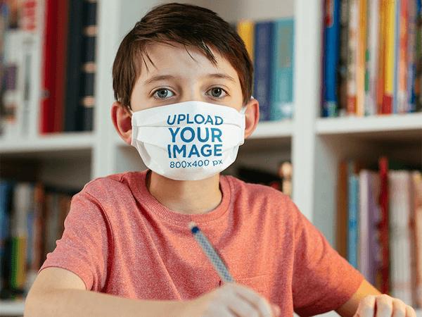 Free Facemask Kid