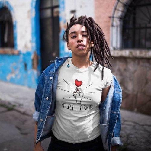 Feminist Shirts Mockup