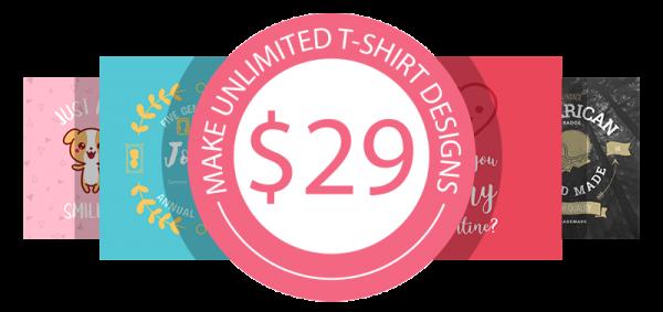 Unlimited Tshirt Designs