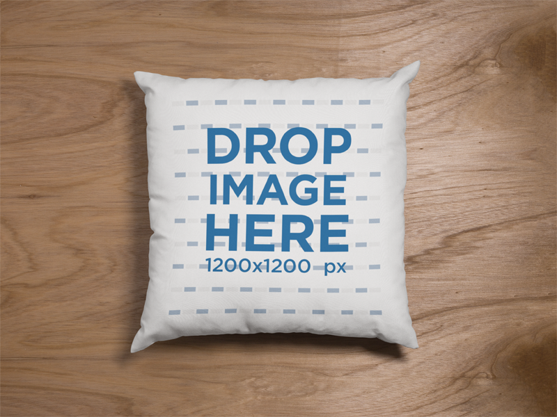 Make a Pillow Mockup with Placeit - Placeit Blog